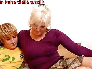 Slideshow: Mom Lena With Finnish Captions