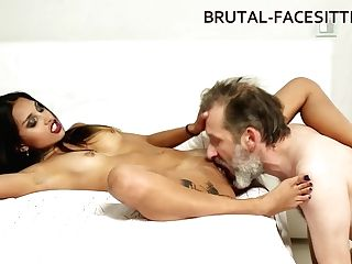 Julia Love Flick - Brutal-queening
