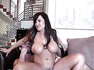 Awesome Milfie Cowgirl Lisa Ann Likes Fairly Profound Rear End Fuck