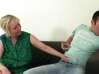 Cheating Orgy With Huge-titted Mom-in-law