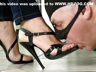 Under The Queen Feet